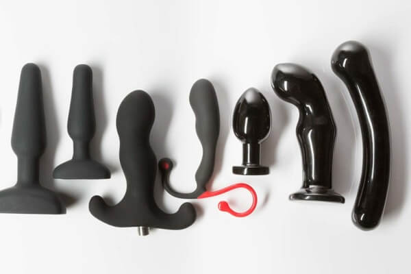 Types of beginner anal sex toys?